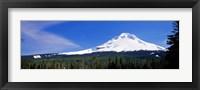 Framed Mount Hood OR USA