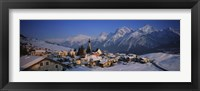 Framed Switzerland