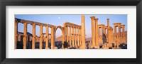 Framed Ruins, Palmyra, Syria