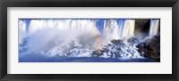 Framed Niagara Falls, Canada