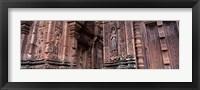 Framed Bantreay Srei nr Siem Reap Cambodia