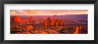 Framed Canyonlands National Park UT USA