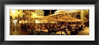 Framed Cafe, Pantheon, Rome Italy