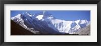 Framed Mt Everest, Nepal