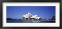 Framed Sydney Opera House
