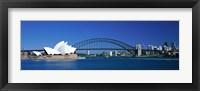 Framed View of Sydney, Australia
