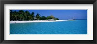Framed Thulhagiri Island Resort Maldives