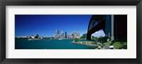 Framed Sydney, Australia