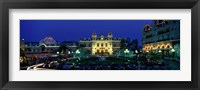 Framed Casino Monaco
