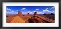 Framed Monument Valley, Arizona