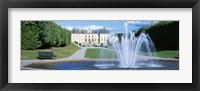 Framed Drottningholm Palace, Stockholm, Sweden