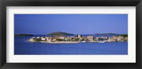Framed City On The Waterfront, Kpapan, Sibenik, Croatia