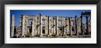 Framed Ruins at Cardo Maximus, Apamea, Syria
