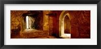 Framed Interiors of a castle, Blarney Castle, Blarney, County Cork, Republic Of Ireland