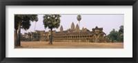 Framed Angkor Wat, Siem Reap, Cambodia