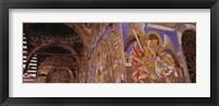 Framed Rila Monastery, Bulgaria
