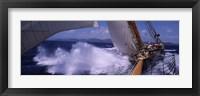 Framed Sailing in Antigua