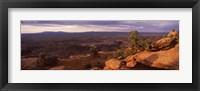 Framed Canyonlands National Park, San Juan County, Utah
