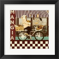 Framed Mangia
