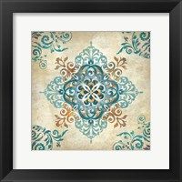Arabesque II Framed Print