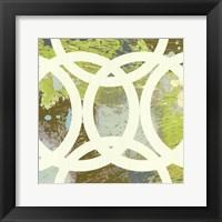 Circling II Framed Print