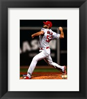 Framed Michael Wacha Game 2 of the 2013 World Series Action