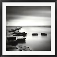 Framed Coastal Calm