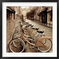 Framed City Street Ride