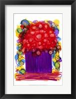 Framed Venetian Reds I