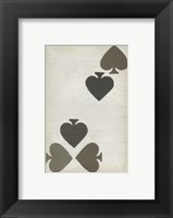Fun & Games III Framed Print
