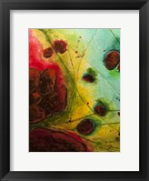 Framed Abstract Series No. 13 I