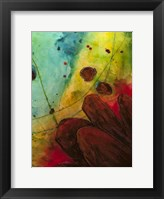 Framed Abstract Series No. 13 II