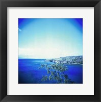 Framed Holga Hawaii I