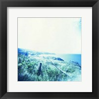 Framed Holga Hawaii III