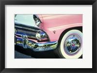 Framed '58 Ford Fairlaine