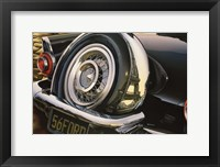 Framed '56 Thunderbird