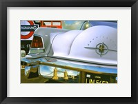 Framed '56 Lincoln Continental