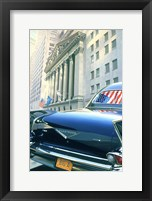 Framed '59 Cadillac Fleetwood Bougham