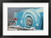 Framed '53 Packard Caribbean