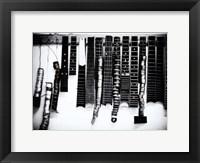 Framed Guitar Factory I