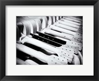 Framed Guitar Factory II