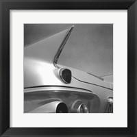 Framed '57 Eldorado Seville