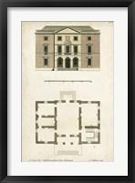 Framed Design for a Building II