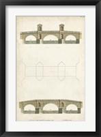 Framed Design for a Bridge I