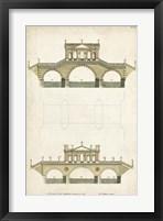 Framed Design for a Bridge II