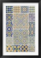 Framed Moorish Design