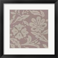 Ginter Lilac I Framed Print