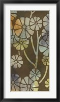 May Floral II Framed Print