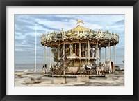 Framed Arcachon Carousel