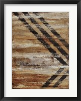 Traction II Framed Print